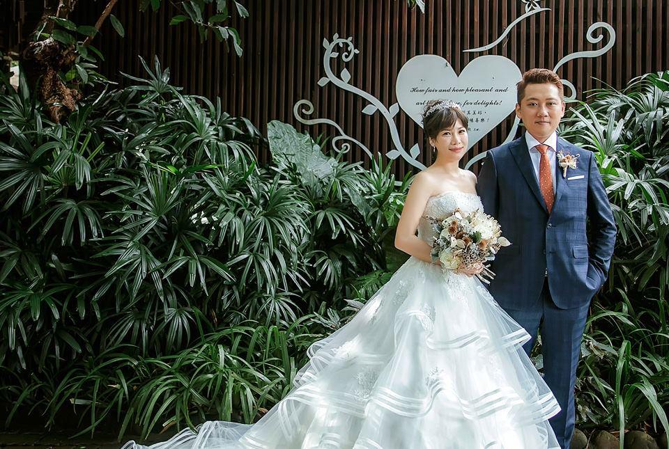 台北婚攝 青青時尚會館 凡爾賽花園 戶外婚禮