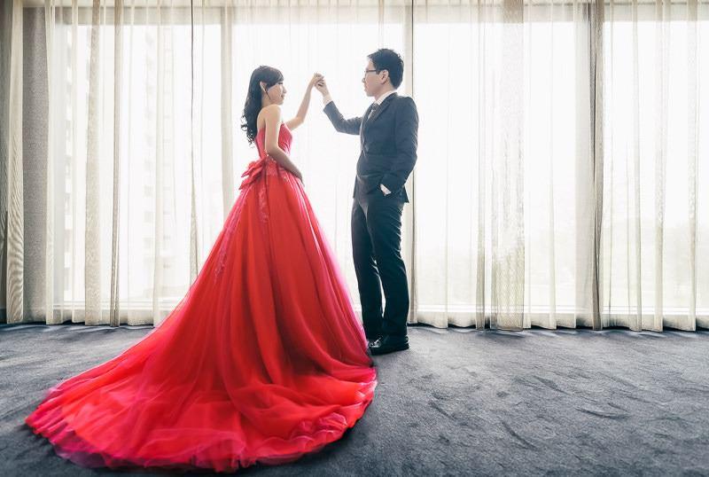 [台南婚攝] 晶英酒店