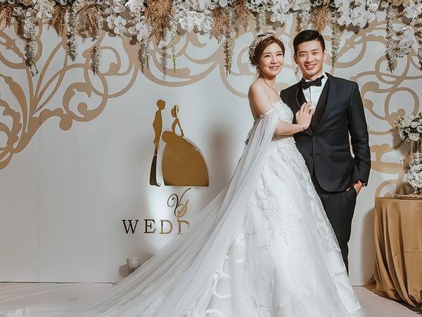 婚禮紀錄 台南晶英酒店 明倫廳+大成廳 C&U