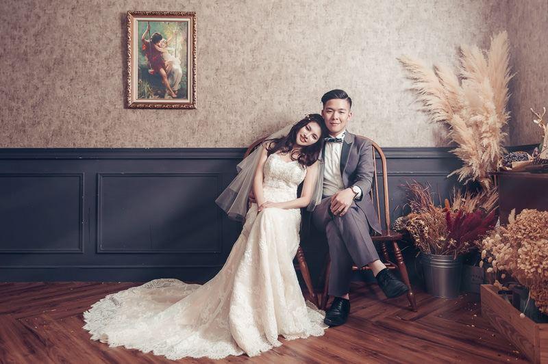 台南自助婚紗 Gary & Rebecca 專屬於你們的風格婚紗