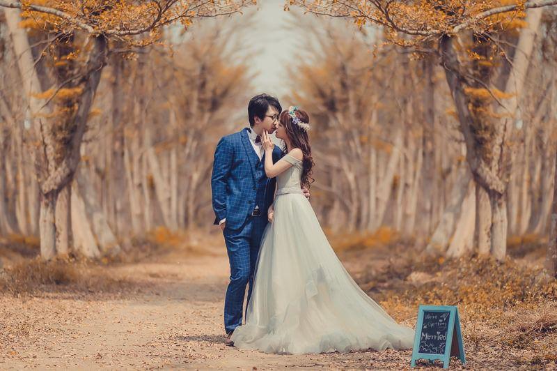 台南自助婚紗 森林唯美婚紗