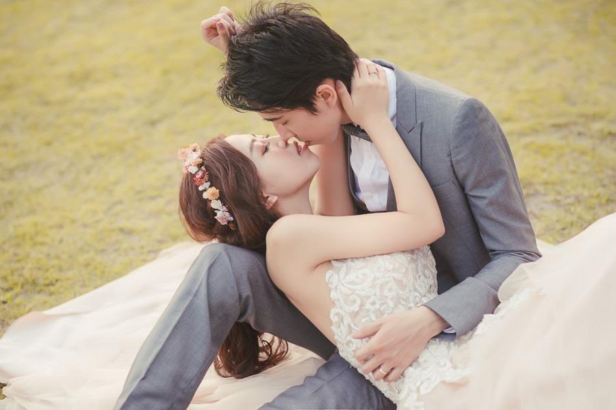 台南自助婚紗|唯美自然互動風格