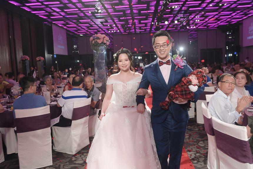 [台南婚攝山姆]晶英酒店|一家三口溫馨走向紅毯的另一端