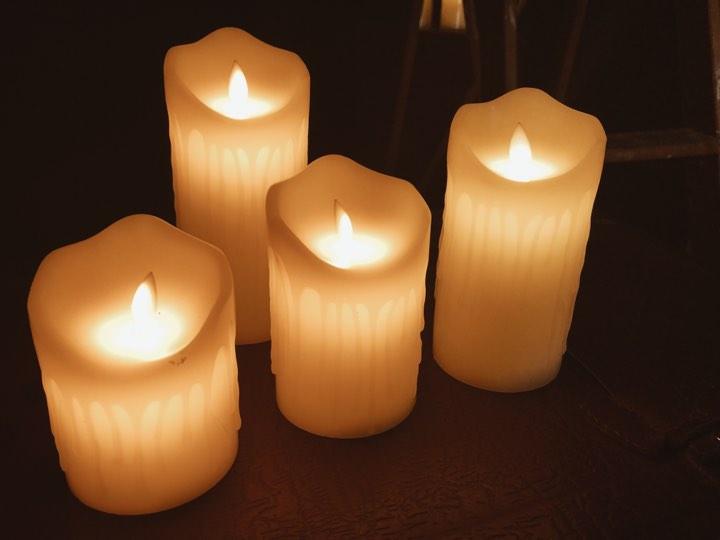 LED 仿真蠟燭