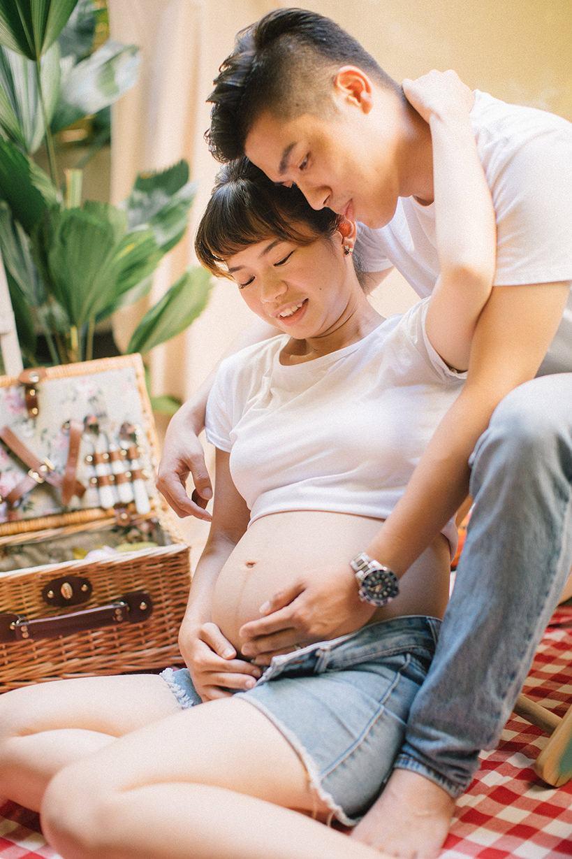 台南孕婦寫真