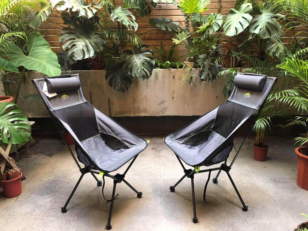 露營折疊椅 X2